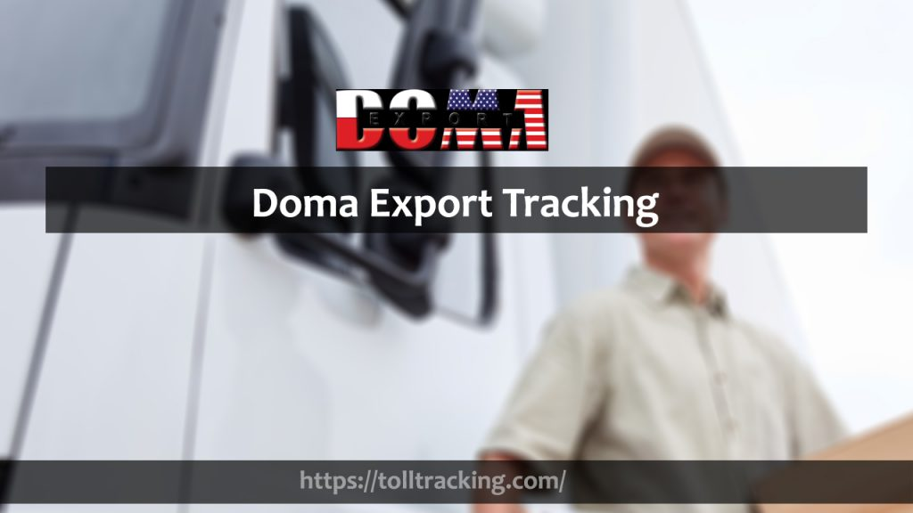 Doma Export Tracking