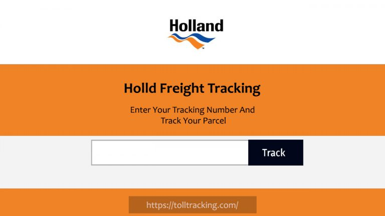 Holld Freight Tracking