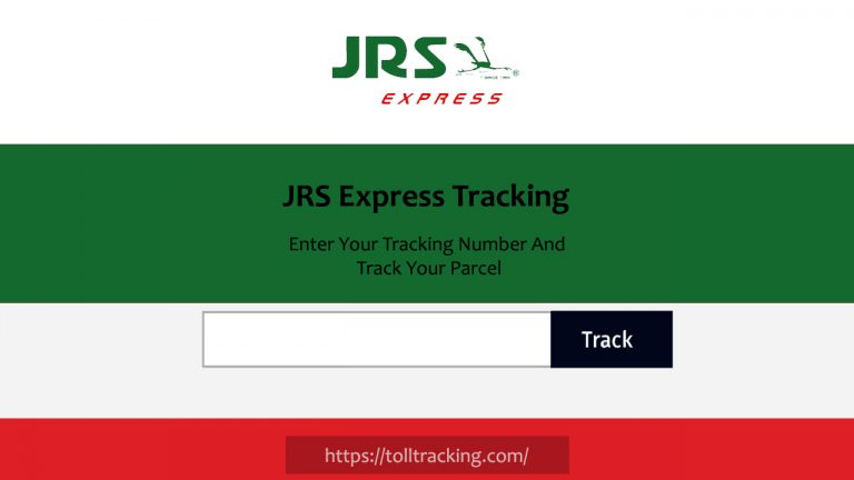 JRS Express Tracking