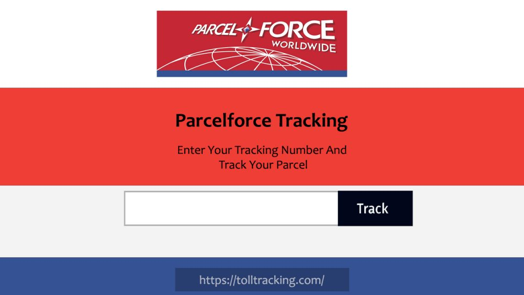 Parcelforce Tracking